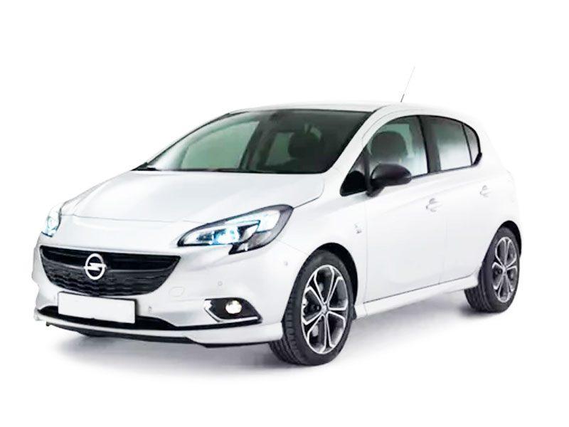аренда Opel Corsa в праге