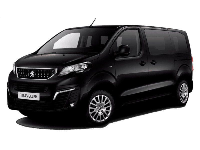 аренда микроавтобуса в Праге Peugeot expert travel