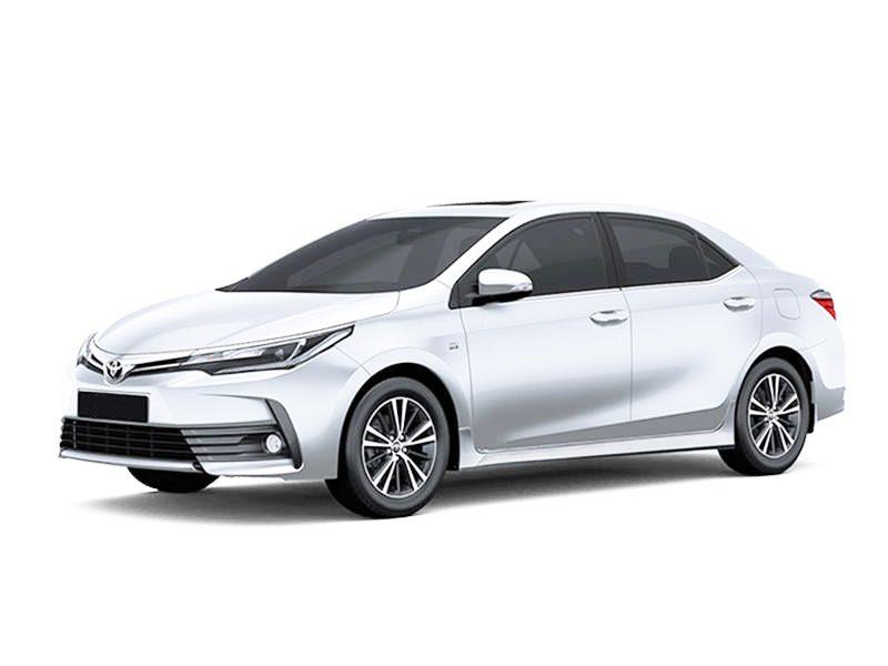 Toyota Corolla 2018 аренда в праге